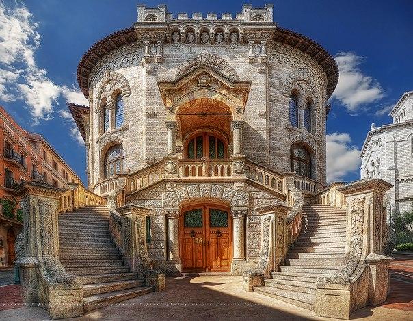Дворец Юстиции, или Дворец Правосудия в Монако