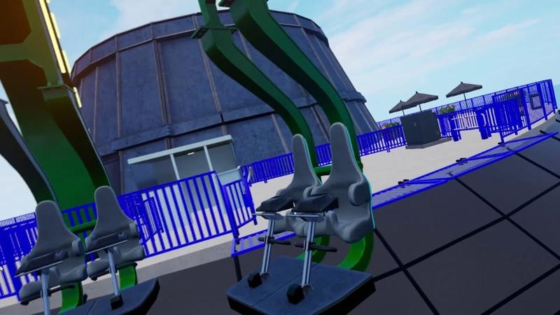 NOW RideOp Крутые карусели в виртуальной реальности