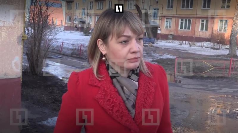 Первое Интервью контролера билетов ТЦ «Зимняя вишня» (Наймушина)