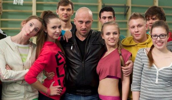 Физрук 2 Сезон 1-10 Серии (2014)