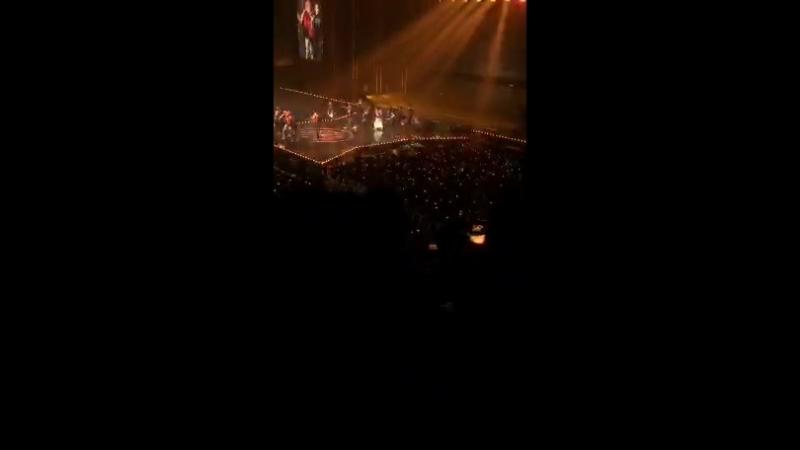 [VK][180526] MONSTA X fancam Encore @ THE 2nd WORLD TOUR THE CONNECT in Seoul D-1