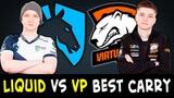 LIQUID vs VP best carry in Dota battle Matumbaman vs Ramzes