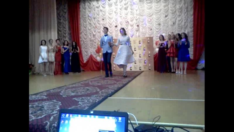 Выпускной 2017 Старобинская средняя школа