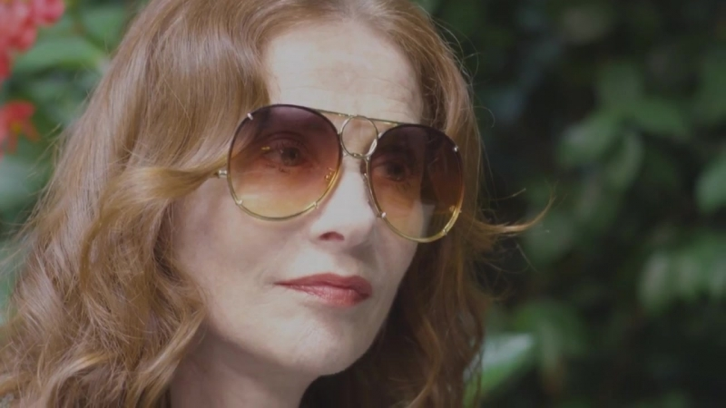 Isabelle Huppert in Radio Chloé