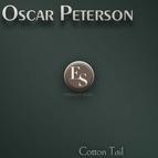 Oscar Peterson альбом Cotton Tail