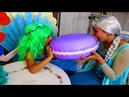 ОБМАНИ МАМУ ИЛИ ОБМАНИ Челлендж /ЗАМЕНА Mystery Box Cake Switch Up Challenge КРОШКА ШОУ