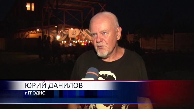СТК. В Солигорске прошёл фестиваль бардовской песни «Паруса надежд»