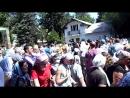 День семьи, любви и верности, Крестный ход в Детском парке.