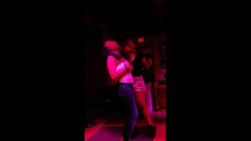 Hood Girls Trying To Rap