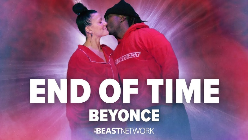 END OF TIME BEYONCE Willdabeast Choreography IMMASPACE