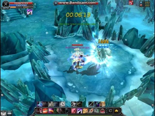 cabal online Ice Colosseum