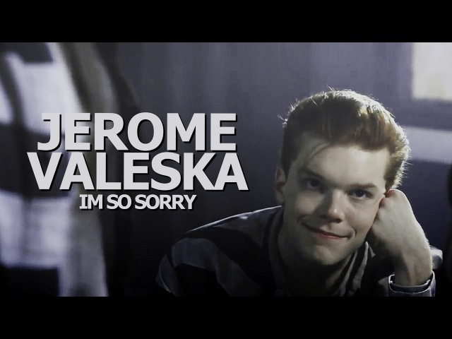 JEROME VALESKA | gingers not your type [3x14]