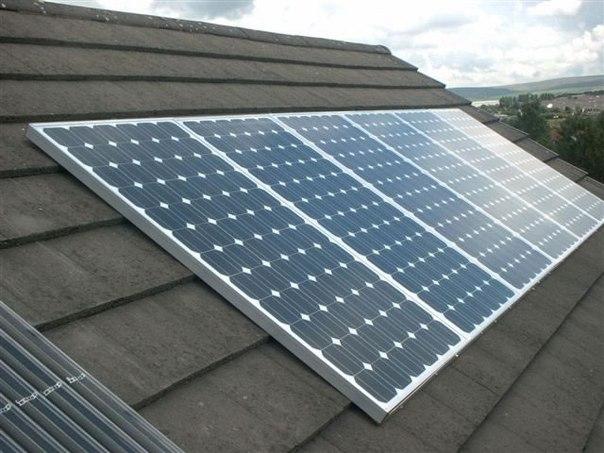 солнечная панель для зарядки ноутбука