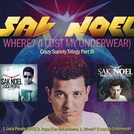 Sak Noel альбом Where? (I Lost My Underwear)
