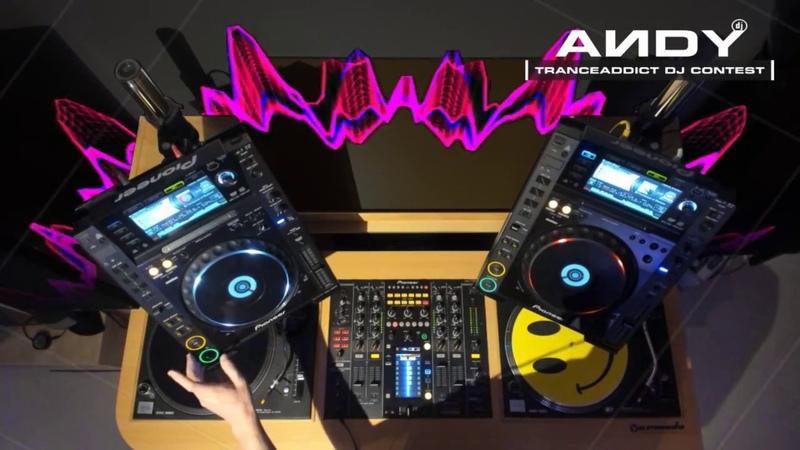 ANDY - TranceAddict DJ Contest 2017