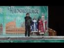 9Открытие ёлки в городском парке СемьЯ - Ильхам Сытдыков - Белым белым 25.12.2017 Нижнекамск