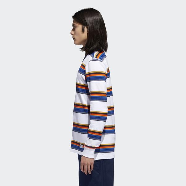 Лонгслив Yarn-Dye