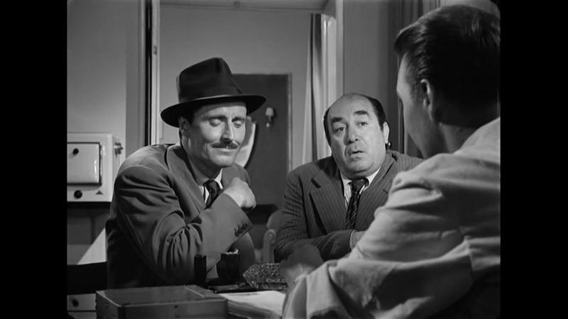 Проклятая путаница(Италия.Криминал.1959)