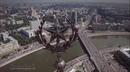 Best of USSR Moscow UAV quadcopter / Part 5 of 7/ Наследие СССР – Москва, съемка с р/у вертолета · coub, коуб
