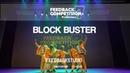 Blockbuster | 2019 FEEDBACKCOMPETITION 7 | Preliminary | FEEDBACKSTUDIO |