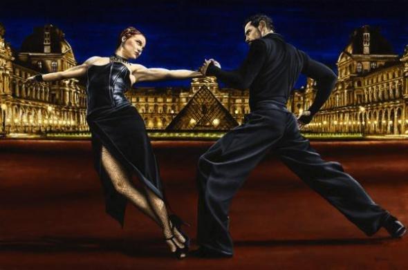 Танец — это вертикальное выражение