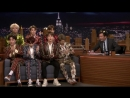 180926 BTS Interview @ The Tonight Show Starring Jimmy Fallon