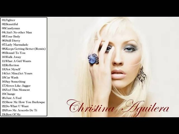 Christina Aguilera Greatest Hits - The Best Of Christina Aguilera || MP3HD
