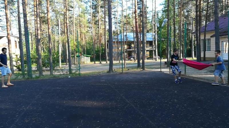 Смена 3. Водный волейбол. Часть 2.