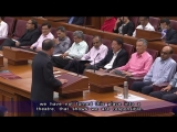 PM Lee vs Low Thia Khiang cross swords in Parliament - 28May2014