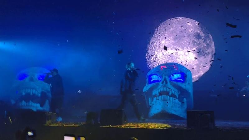 Pharaoh - На Луне ( 20.10.18) (Первая) Москва