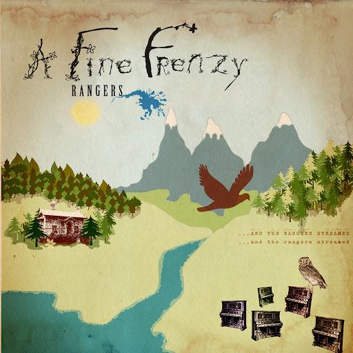 A Fine Frenzy альбом Rangers (Demo)