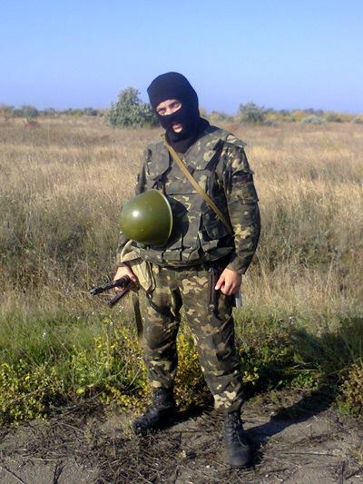 Александр Хаустов, 27 февраля 1993, Днепропетровск, id226817670