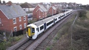 Look no Pantograph! Battery powered Class 379 EMU (IPEMU) on test on the Harwich branch