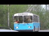 Вернуть 18-ый троллейбус и начать строительство 3-ей очереди скоростного трамвая !