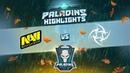 Paladins Highlights: NAVI vs NiP @ Premiere League Fall Split 2018