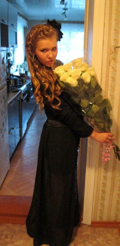 Ксюня Антонова, 9 января 1994, Олонец, id35470985