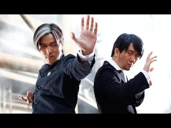 Eng Sub 动作喜剧片《老男孩之猛龙过江》筷子兄弟小苹果电影 主演:肖央 12