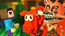 СВИНЮХА 🐽 ФНАФ и Лего НУБик Майнкрафт Мультики Все Серии Подряд Мультфильмы для Детей ИГРУШКИ