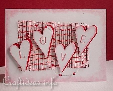 Идеи для открыток на 14 февраля своими