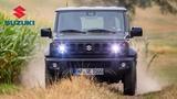 2019 Suzuki Jimny Road &amp Trail Driving, Interior &amp Exterior