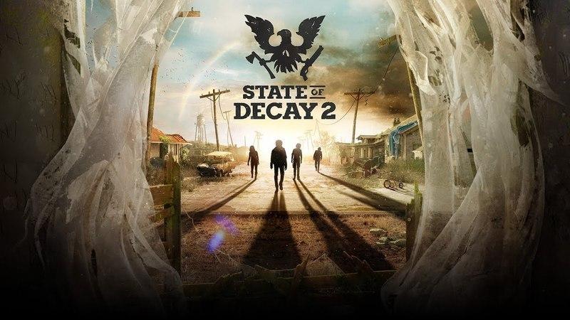 State of Decay 2 скачать торрент от Механиков Мультиплеер