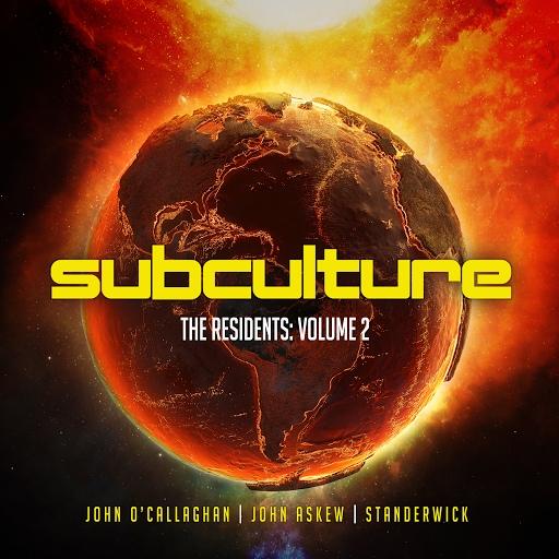 John O'Callaghan альбом Subculture the Residents Volume 2