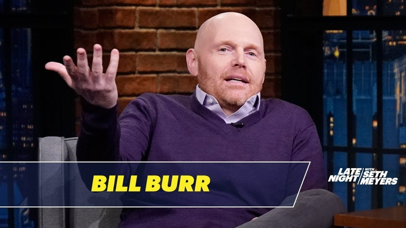 Bill Burr Hates When People Pretend They've Changed When They Have Kids