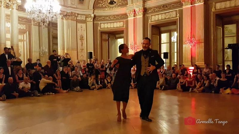 Joe Corbata y Lucila Cionci ❤ @ Festival Tango à lOpéra de Bordeaux 2 ème édition - 2018