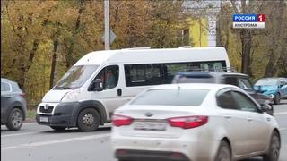 В ДТП на улице Юрия Смирнова в Костроме пострадали 6 человек