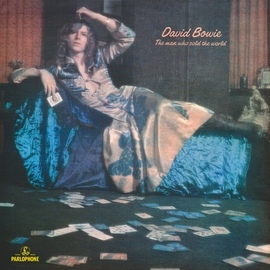 David Bowie альбом The Man Who Sold The World