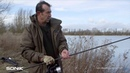 Frank Warwick cast's the new Sonik Gravity X Carp Rods