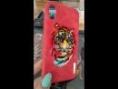 Чехол Nimmy iPhone X 6 7 8 6Plus 7Plus 8Plus Тигр