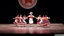 Группа Слайд, отделение народного танца. Эстрадный танец Чай пьем - весело живем!