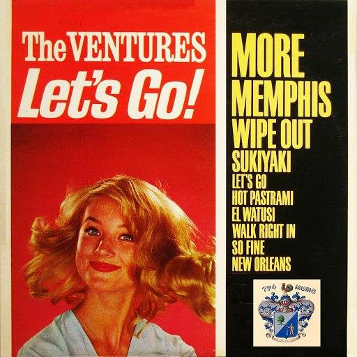 The Ventures альбом Let's Go!